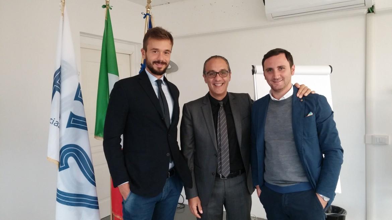 foto accordo Startup Scegliere Salute e Health Italia