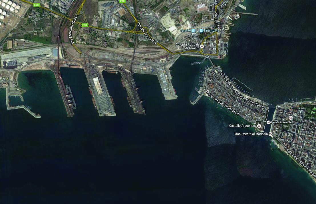 INVISYBLE taranto porto