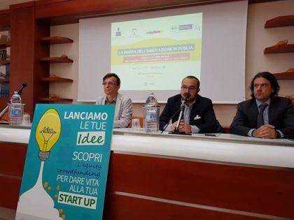 Aperto il Questionario sulle Startup in Puglia