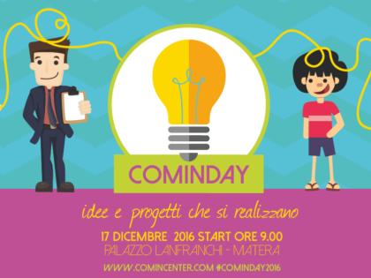 Cominday – Candida la tua idea e presentala agli investitori