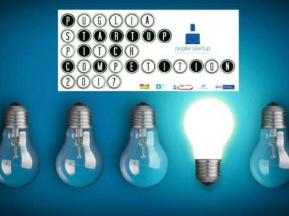 Selezionati i  15 progetti che parteciperanno al primo Puglia Startup Pitch Competion 2017