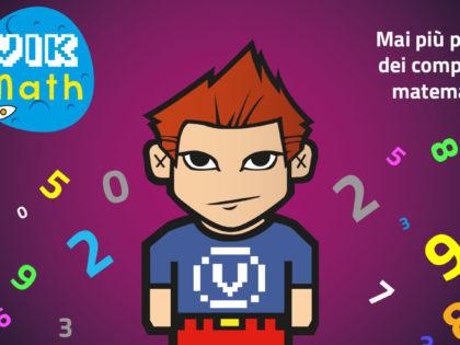 VIK MATH lancia il crowdfunding per finanziare l'app che trasforma i compiti di matematica in avventure fantastiche