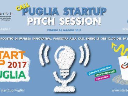 Al via il Puglia Startup Pitch Session 2017