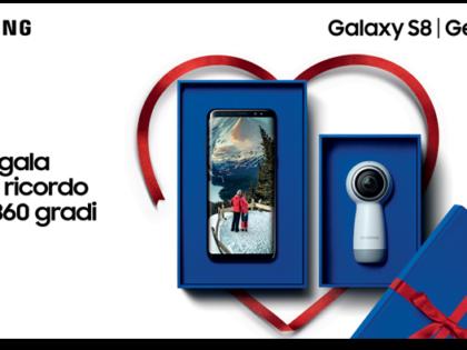 Natale 2017 a prova di Samsung