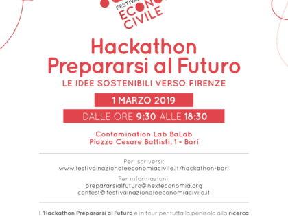 Hackathon Bari – Prepararsi al Futuro
