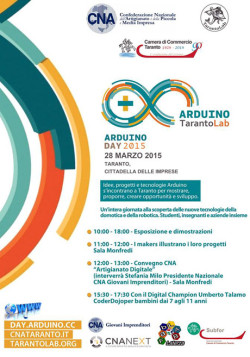 Arduino Day - Taranto