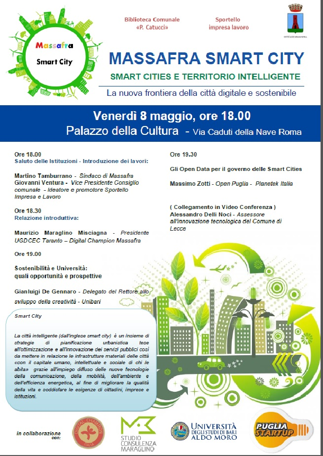 Massafra smart city