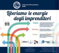 Liberiamo le energie degli imprenditori - CNA Bari